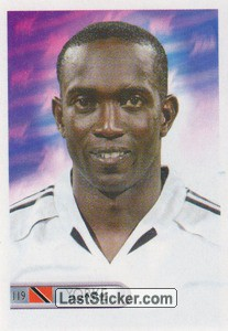 Dwight Yorke (Trinidad and Tobago)