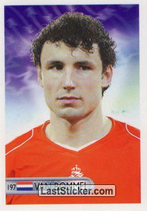 Mark Van Bommel (Netherlands)