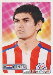 Denis Caniza (Paraguay)
