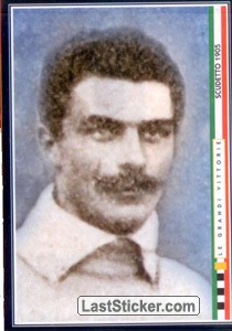 Paul Arnold Walty (Scudetto 1905)