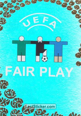 UEFA Fair Play (Raibow card)