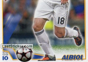 Albiol (Mosaico) (Real Madrid)