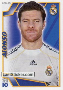 Xavi Alonso (Real Madrid)