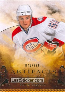 Brock Trotter /999 (Montreal Canadiens)