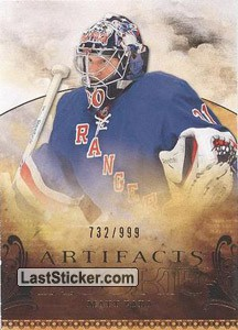Matt Zaba /999 (New York Rangers)