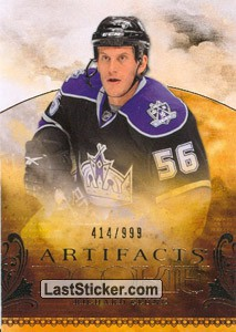 Richard Clune /999 (Los Angeles Kings)
