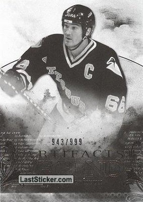 Mario Lemieux /999 (Pittsburgh Penguins)