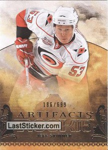 Jeff Skinner /699 (Carolina Hurricanes)