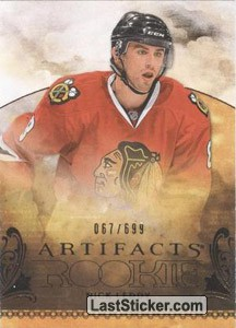 Nick Leddy /699 (Chicago Blackhawks)
