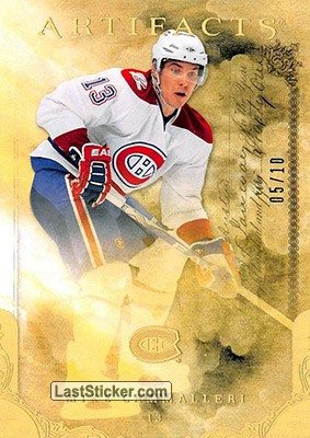 Mike Cammalleri  /10 (Montreal Canadiens)