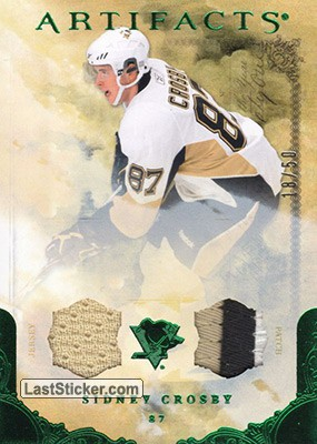 Sidney Crosby /50 (Pittsburgh Penguins)