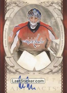 Michal Neuvirth (Washington Capitals)
