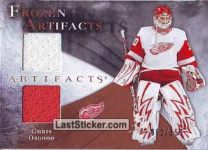 Chris Osgood - #/150 (Detroit Red Wings)