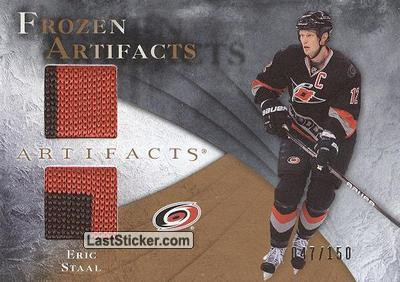 Eric Staal - #/150 (Carolina Hurricanes)