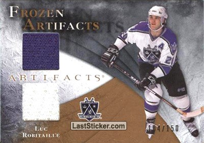 Luc Robitaille - #/150 (Los Angeles Kings)