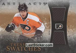 Mike Richards - #/150 (Philadelphia Flyers)