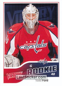Todd Ford (Washington Capitals)