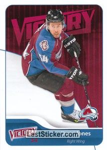 David Jones (Colorado Avalanche)