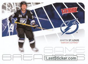 Martin St. Louis (Tampa Bay Lightning)