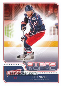 Rick Nash (Columbus Blue Jackets)