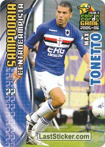 Max Tonetto (Sampdoria)