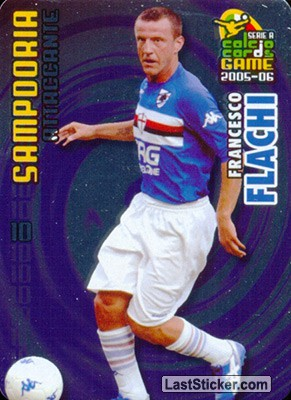 Francesco Flachi (Sampdoria)