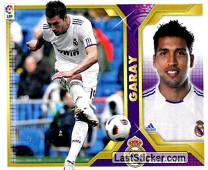 Garay (4B) (REAL MADRID)