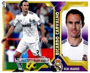 Ricardo Carvalho (5) (REAL MADRID)