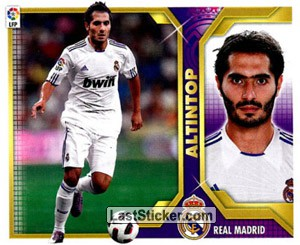 Altintop (9) (REAL MADRID)