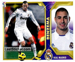 Benzema (16A) (REAL MADRID)