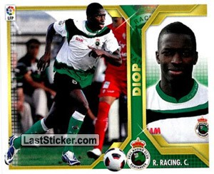 Diop (9) (REAL RACING C.)
