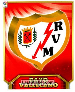 Escudo RAYO VALLECANO (RAYO VALLECANO)