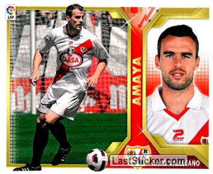 Amaya (6) (RAYO VALLECANO)
