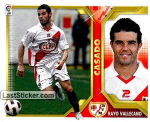 Casado (7) (RAYO VALLECANO)