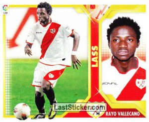 Lass (16B) COLOCAS (RAYO VALLECANO)