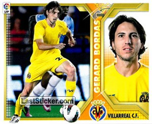 Gerard Bordas (10B) COLOCAS (VILLARREAL C.F.)