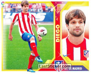 56) Diego (AT. De Madrid) (ULTIMOS FICHAJES)