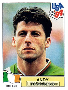 ANDY TOWNSEND (IRE)