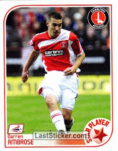 Darren Ambrose (Charlton Athletic)