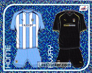 Coventry City Kits (Coventry City)
