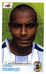 Clinton Morrison (Coventry City)