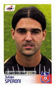 Julian Speroni (Crystal Palace)