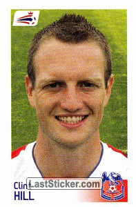 Clint Hill (Crystal Palace)
