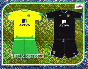 Norwich City Kits (Norwich City)