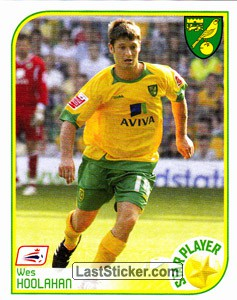 Wes Hoolahan (Norwich City)