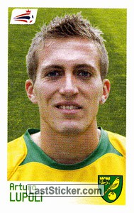 Arturo Lupoli (Norwich City)