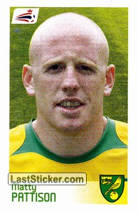 Matty Pattison (Norwich City)