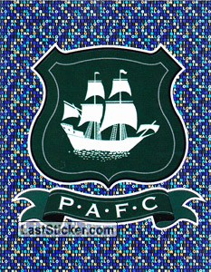 Plymouth Argyle Club Badge (Plymouth Argyle)