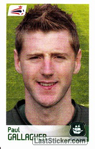 Paul Gallagher (Plymouth Argyle)