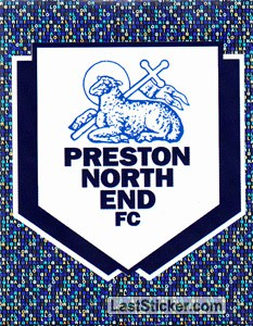 Preston North End Club Badge (Preston North End)